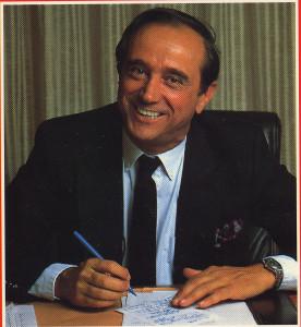 Michel Mauer, directeur général, puis président, directeur général de COGEDIM