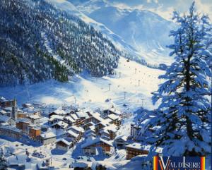 Val d'Isère Village