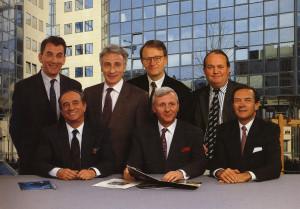 Le comité de direction générale