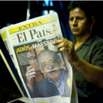 Gabriel Garcia Marquez. AdiosPNG
