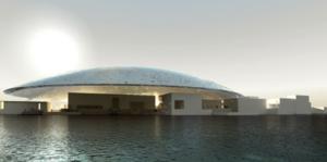 Projet de Jean Nouvel pour le Louvre des Emirats