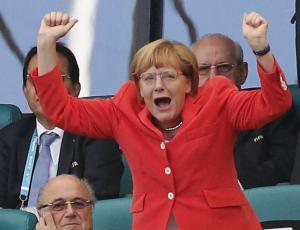 Angela Merkel à Bahia