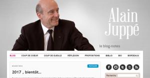 blog juppé