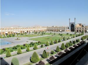 Ispahan-La Mosquée du Sheikh Lotfollah
