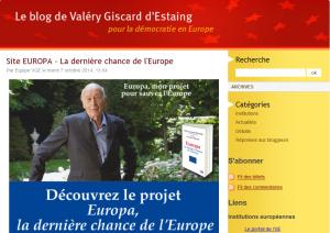 le blog de VGE