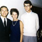 1966 - Jacques, le jour de nos fiançailles
