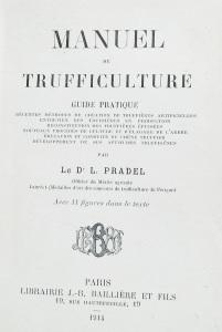 manuel de trufficulture de Louis Pradel