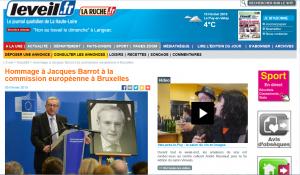 Hommage à Jacques Barrot à la commission européenne à Bruxelles.2docx