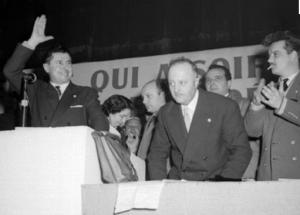 Pierre Poujade en 1953