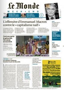 article Macron 1