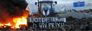 Agriculteurs en colère