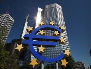 Le siège de la Banque Centrale Européenne