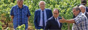 Le chef de l'Etat en visite à Dijon