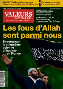 cover de Valeurs actuelles