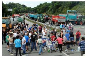 dans le Monde du 23 juillet 2015 photo Fréderique Tanneau-AFP