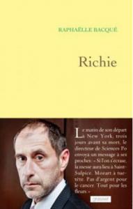 Richie chez Grasset