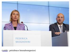 Fédérica Mogherini