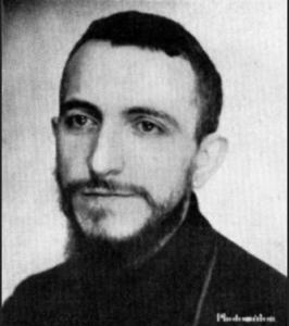 L'Abbé Pierre en 1954