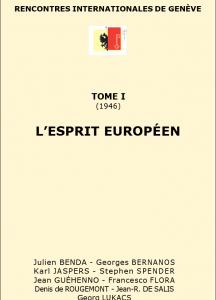 l'esprit européen en 46