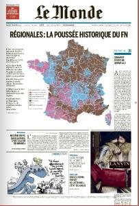 le Monde du 8-12-2015