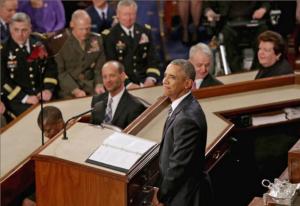 Obama dernier discours sur l'état de l'Union