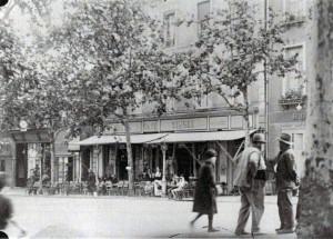 Le café  TIVOLI à Cahors