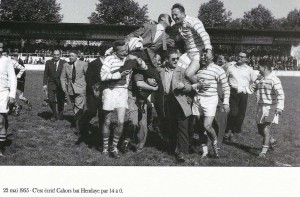 Cahors - Champion de France