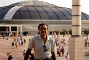 01581-1992 aux JO de Barcelone