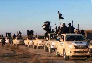 Les forces armées de l'Etat islamique
